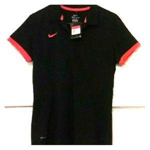 Womans Nike Polo Shirt